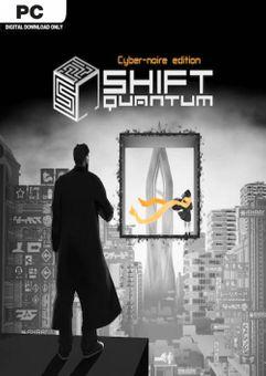 Shift Quantum - A Cyber Noir Puzzle Platformer PC