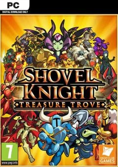 Shovel Knight: Treasure Trove PC