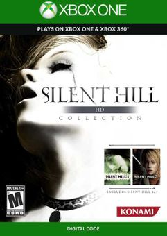 Silent Hill: HD Collection Xbox One/360 (UK)
