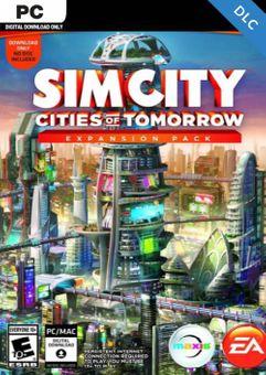 SimCity Cities of Tomorrow PC - DLC (EU)
