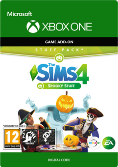 The Sims 4 - Spooky Stuff Xbox One