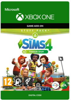 The Sims 4 -Toddler Stuff Xbox One