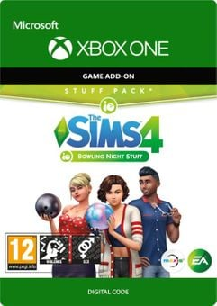 The Sims 4 - Bowling Night Stuff Xbox One