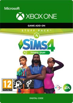 The Sims 4 - Fitness Stuff Xbox One