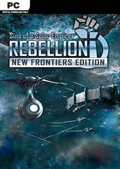 Sins of a Solar Empire: New Frontier Edition PC