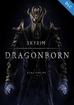 The Elder Scrolls V 5 Skyrim - Dragonborn Expansion Pack PC