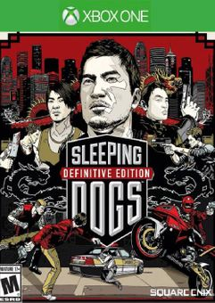Sleeping Dogs Definitive Edition Xbox One (UK)