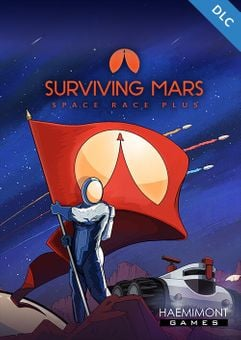 Surviving Mars PC Space Race Plus DLC