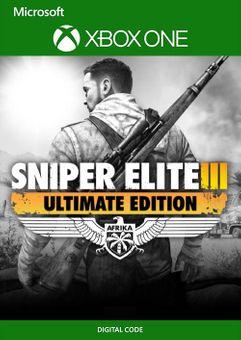Sniper Elite 3 - Ultimate Edition Xbox One (UK)
