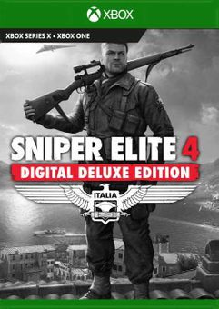 Sniper Elite 4 Digital Deluxe Edition Xbox One (UK)