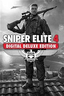 Sniper Elite 4 Deluxe Edition PC