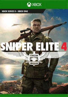 Sniper Elite 4 Xbox One (UK)