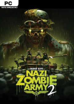 Sniper Elite: Nazi Zombie Army 2 PC (DE)