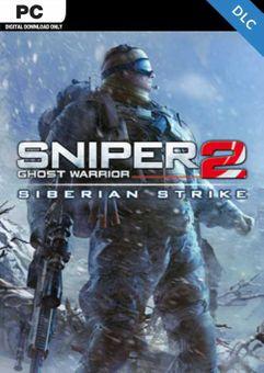 Sniper Ghost Warrior 2 Siberian Strike PC - DLC