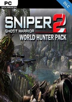 Sniper Ghost Warrior 2 World Hunter Pack PC - DLC