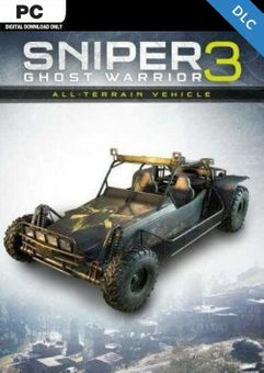 Sniper Ghost Warrior 3 All terrain vehicle PC - DLC