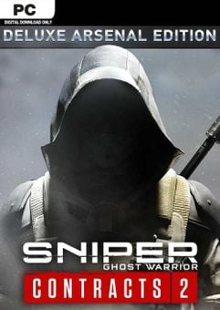 Sniper Ghost Warrior Contracts 2 Deluxe Arsenal Edition PC