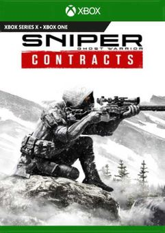 Sniper Ghost Warrior Contracts Xbox One (UK)