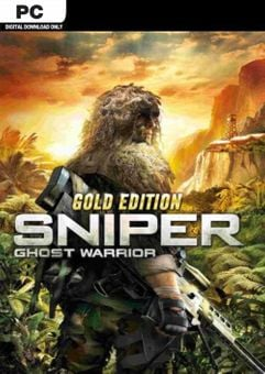 Sniper Ghost Warrior Gold Edition PC