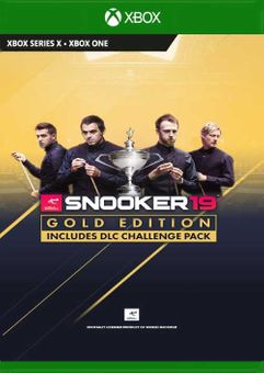 Snooker 19 - Gold Edition Xbox One (UK)