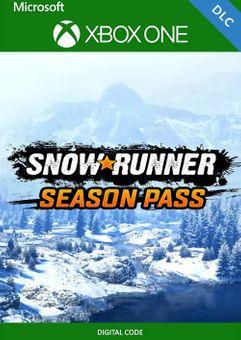 SnowRunner - Season Pass Xbox One (UK)