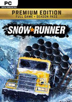 SnowRunner: Premium Edition PC (Steam)