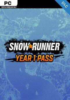 SnowRunner: Year 1 Pass PC (Steam)