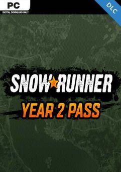 SnowRunner: Year 2 Pass PC (Steam)