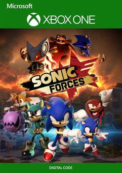 Sonic Forces Xbox One (UK)