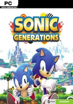 Sonic Generations: Collection PC