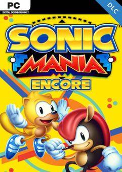 Sonic Mania – Encore PC - DLC