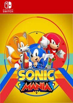 Sonic Mania Switch (EU)