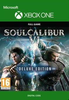 Soulcalibur VI 6 Deluxe Edition Xbox One
