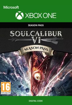 Soulcalibur VI 6 Season Pass Xbox One