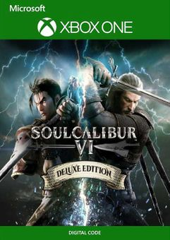 SOULCALIBUR VI Deluxe Edition Xbox One (UK)