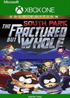South Park: The Fractured but Whole - Gold Edition Xbox One (UK)