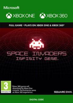 Space Invaders Infinity Gene Xbox 360 / Xbox One