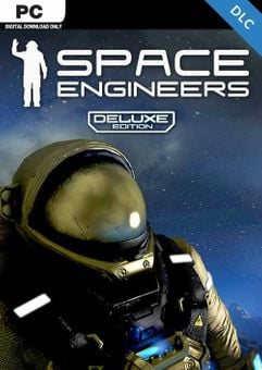 Space Engineers: Deluxe Content PC - DLC