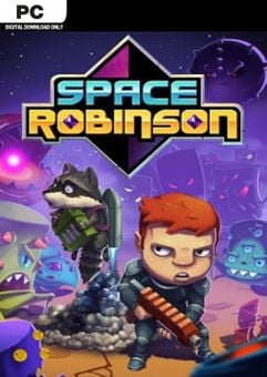 Space Robinson: Hardcore Roguelike Action PC