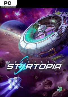 Spacebase Startopia PC + Beta