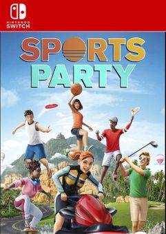 Sports Party Switch (EU)