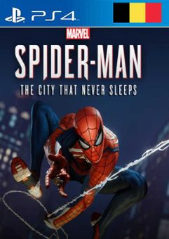 Marvel's Spider-Man: The City that Never Sleeps PS4 (Belgium)