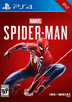 Marvel's Spider-Man DLC PS4