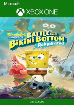 SpongeBob SquarePants: Battle for Bikini Bottom - Rehydrated Xbox One (US)