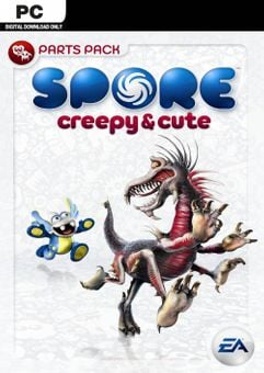 SPORE Creepy & Cute Parts Pack PC