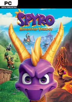 Spyro Reignited Trilogy PC
