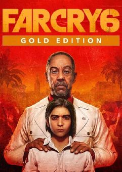 Far Cry 6 Gold Edition Xbox One & Xbox Series X S (UK)