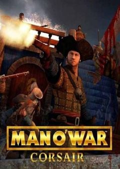 Man O' War: Corsair - Warhammer Naval Battles PC