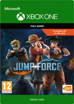 Jump Force Standard Edition Xbox One