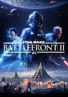 Star Wars Battlefront II 2 PC WW